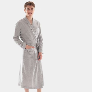 Laurence Tavernier Cocoon Mens Long Robes