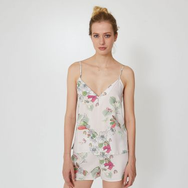 Yves Delorme Riviera Short Pyjamas