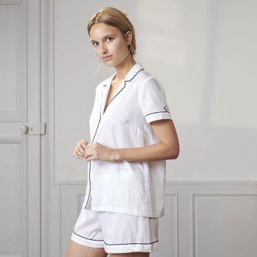 Yves Delorme Escale Short Pyjamas