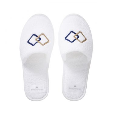 Yves Delorme Escale Slippers