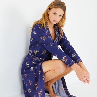Laurence Tavernier Envol Peignoir Long Robe