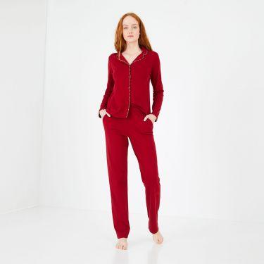 Laurence Tavernier Attitude Buttoned Pyjamas