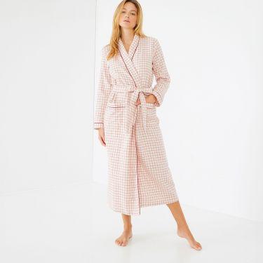 Laurence Tavernier Quadrille Bath Robe