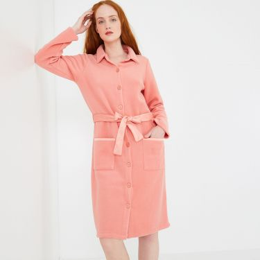 Laurence Tavernier Softy Zipped Robe