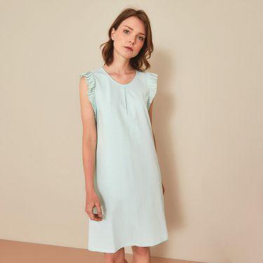 Laurence Tavernier Flore Short Sleeved Nightdresses
