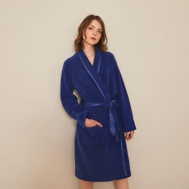 Laurence Tavernier Softy Short Bath Robes