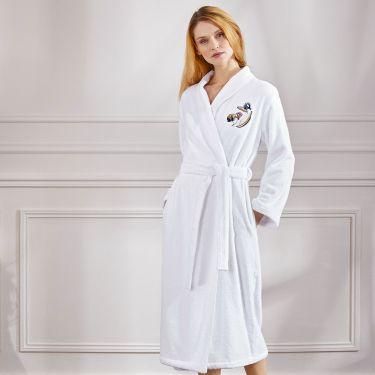 Yves Delorme Belle de Nuit Bath Robes