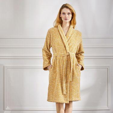 Yves Delorme Ecrit de Loin Bath Robes