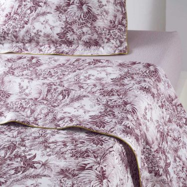 Yves Delorme Pour Toujours Flat Sheets