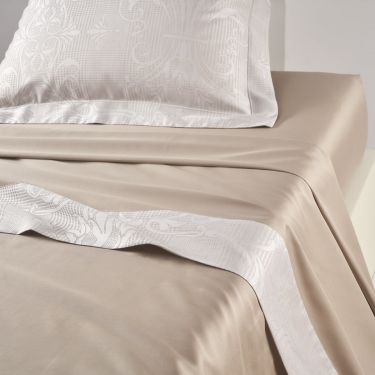 Yves Delorme Tenue Chic Flat Sheets