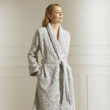 Yves Delorme Caliopée Kimono's