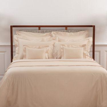 Yves Delorme Adagio Lin Cotton Sateen 500 Thread Count Duvet Covers