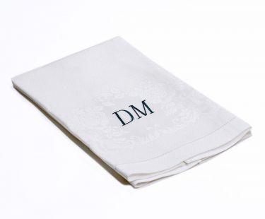 Ascot Damask Hand Towel 48x82cm