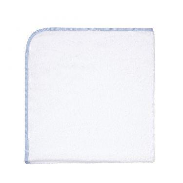 Blue Pique Towel