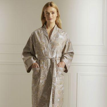 Yves Delorme Cachemire Kimonos