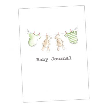 Baby Journal - Green