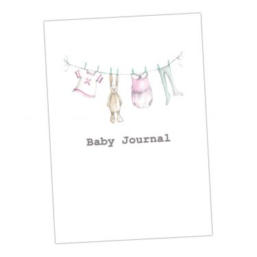 Baby Journal - Pink