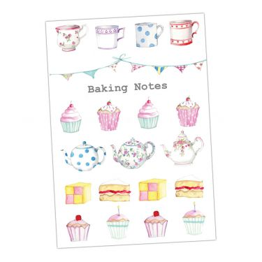 Baking Journal