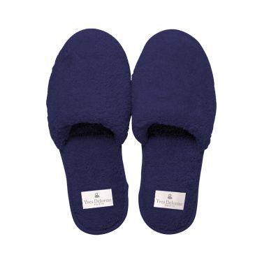Yves Delorme Marine Slippers