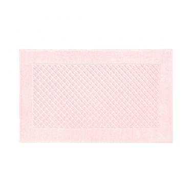 Yves Delorme Egyptian Cotton Modal Etoile Blush / Pink Bath Mat