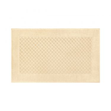 Yves Delorme Egyptian Cotton Modal Etoile Honey Bath Mat