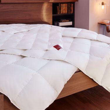 Brinkhaus White Superior Hungarian Goose Down Opal Duvets 2.5 Tog