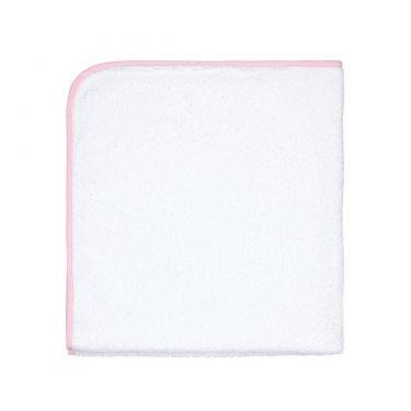 Pink Pique Towel