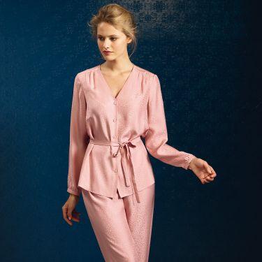 Yves Delorme Precieuse Pyjama Set
