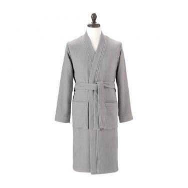 Adult's Grey Spa Robe