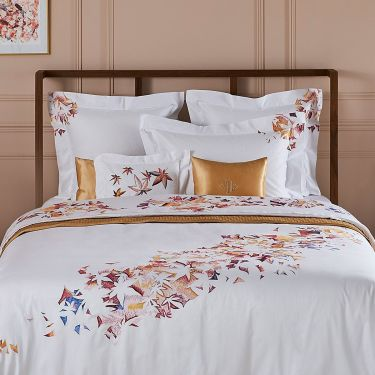 Yves Delorme Couture Automne 500 Thread Count Duvet Covers