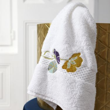 Yves Delorme Pavot Towels