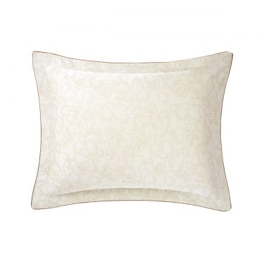 Yves Delorme Bel Ami Ivoire Pillowcases
