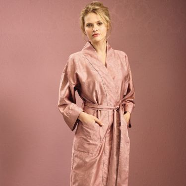 Yves Delorme Bel Ami The Rose Kimonos