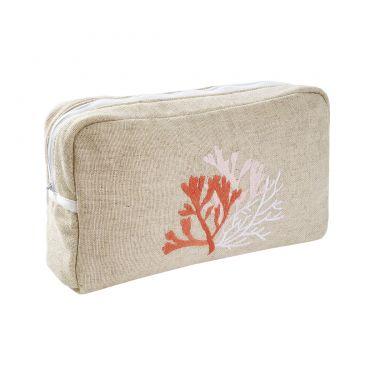 Yves Delorme Calypso Cosmetic Bag