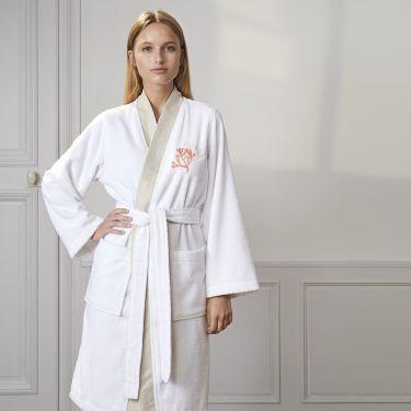 Yves Delorme Calypso Kimono's