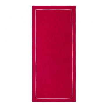 Croisiere Rouge Beach Towel