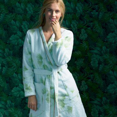 Yves Delorme Ginkgo Kimonos
