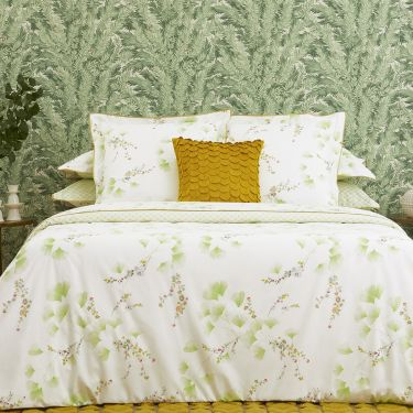 Yves Delorme Ginkgo Duvet Covers