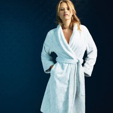 Yves Delorme Luna Bath Robes
