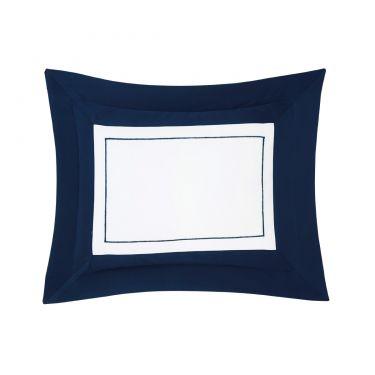 Lutece Marine Boudoir Pillowcase