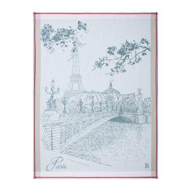 Paris Palis Tea Towel