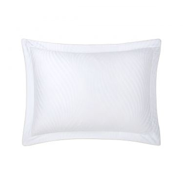 Yves Delorme Plisse Pillowcases