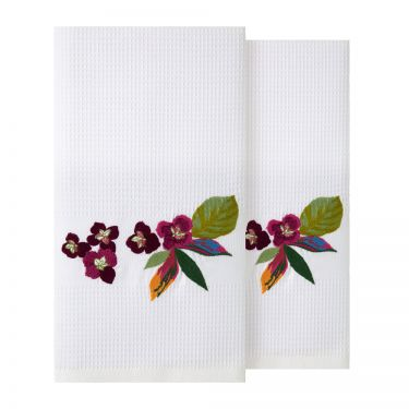 Utopia Set Of Two Guest Towels