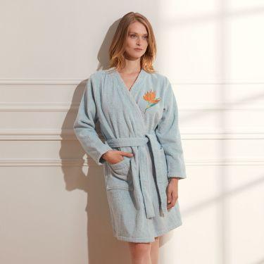 Yves Delorme Utopia Towelling Kimonos
