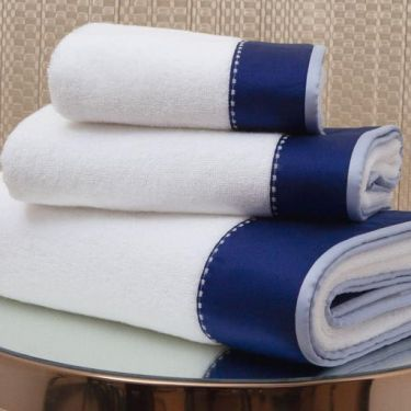 Yves Delorme Couture Prelude Nuit Towels