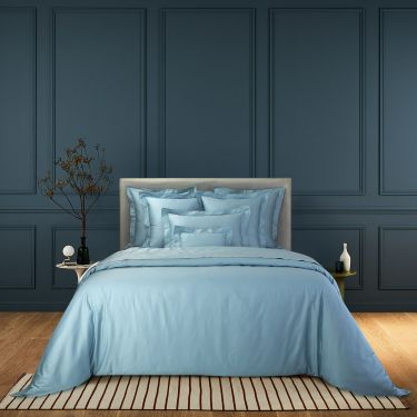 Yves Delorme Triomphe Horizon Duvet Covers