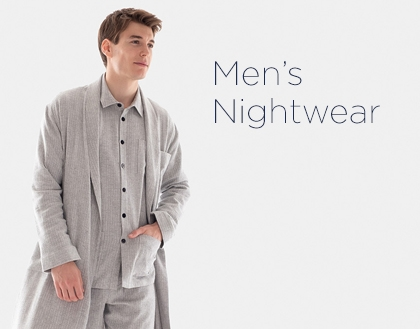 Laurence Tavernier Men's Nightwear